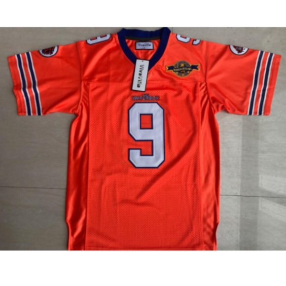 The Waterboy Football Jersey Stitched 9 Bobby Bou Boutique